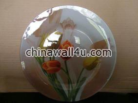 CT861 round plate 7.5',9'',10'