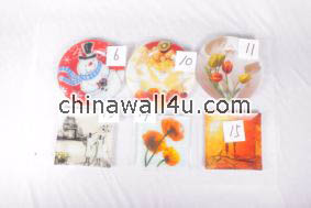 CT863 dish plates in variety