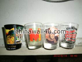 CT876 shot glass