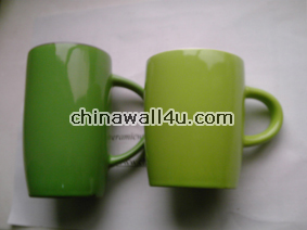 CT346 SolidColor Mugs