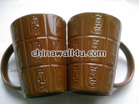 CT347 Embossed Mugs