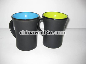 CT351 SolidColor 2-tone Mugs