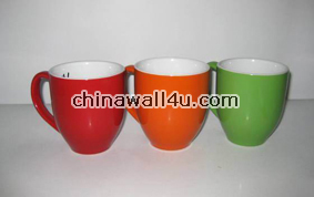 CT355 SolidColor Mug 2-tone
