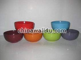 CT356 Rice Bowls inColors