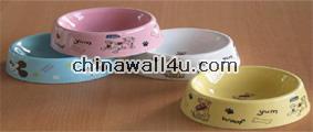 CT660 Custom pet bowls