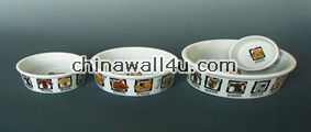CT661 Custom pet bowls