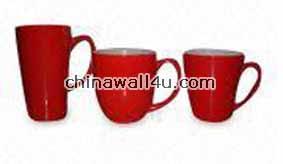 CT744 Chinared Mugs