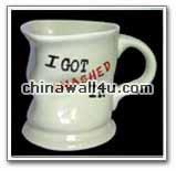 CT754 custom mug wave
