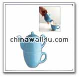 CT762 Milk Pot with Cup