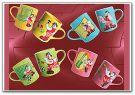 CT446 Custom mugs in variety