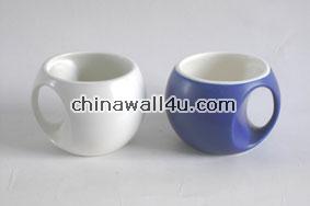 CT604 Ball Mugs