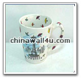 CT539 Mugs fully decorated