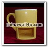 CT543Ceramic biscuit mug